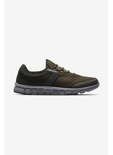Lescon Outdoor Ayakkabı Yeşil
